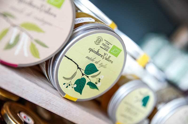 huile d'olive et miele