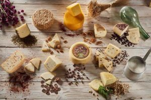 fromages italiens busti